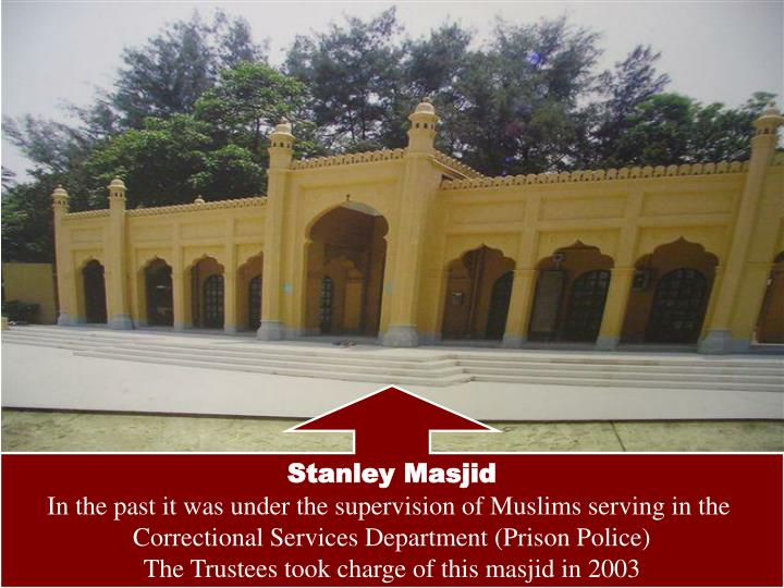 Stanley Masjid