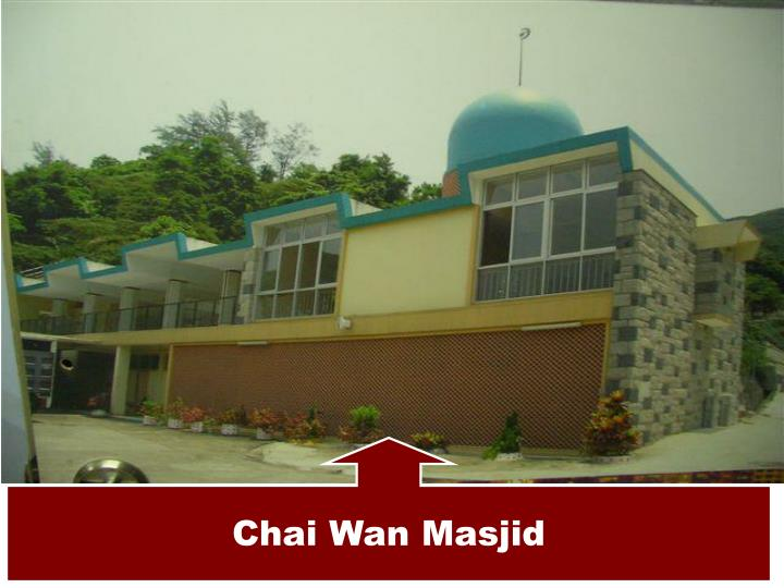 Chai Wan Masjid
