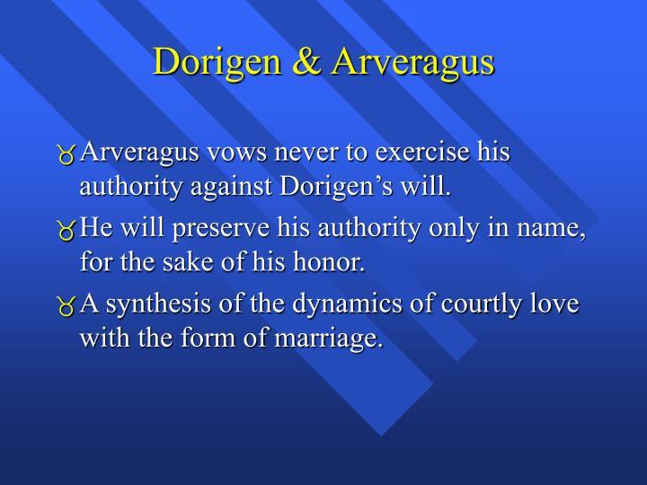Dorigen & Arveragus
