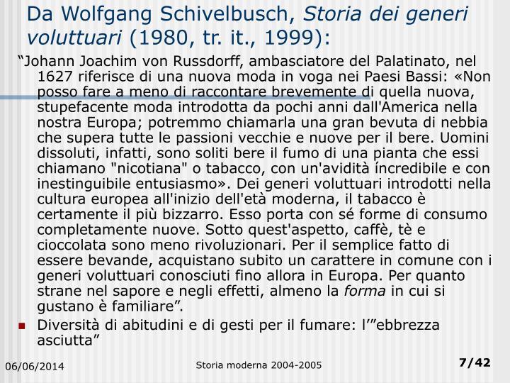 Da Wolfgang Schivelbusch,