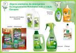 alguns exemplos de detergentes ecologicamente rotulados sob o r tulo europeu