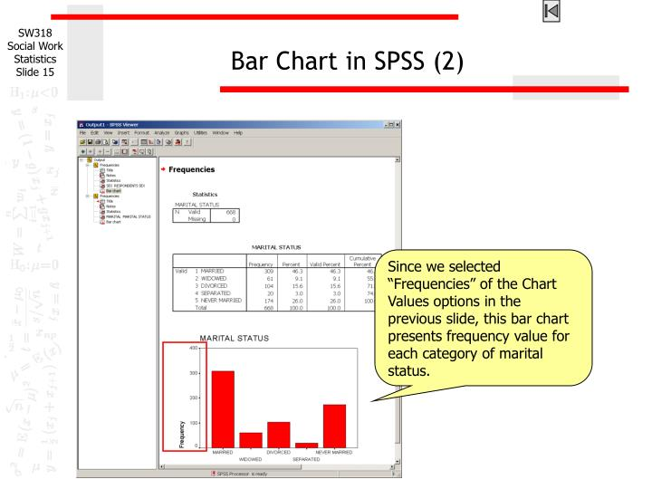 Bar Chart in SPSS (2)
