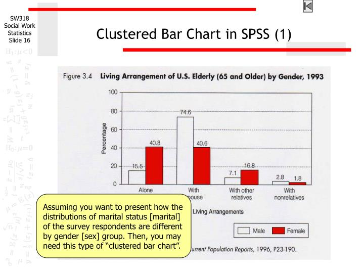 Clustered Bar Chart in SPSS (1)