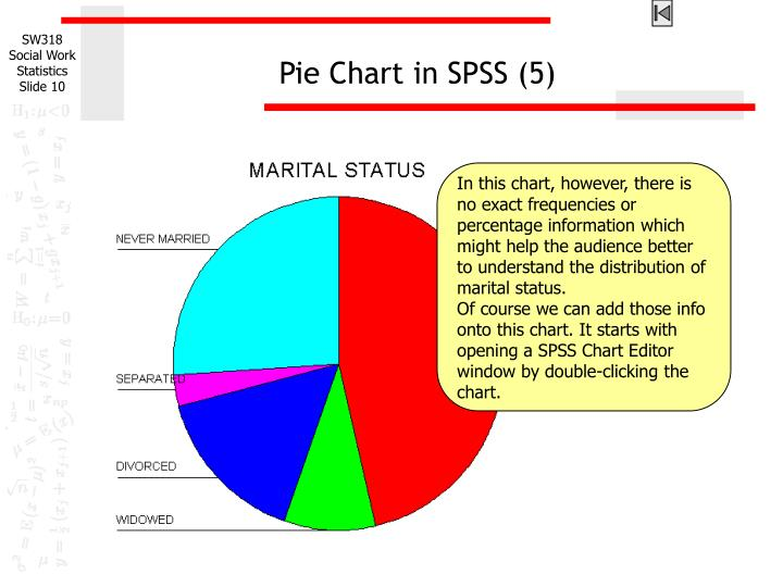 Pie Chart in SPSS (5)