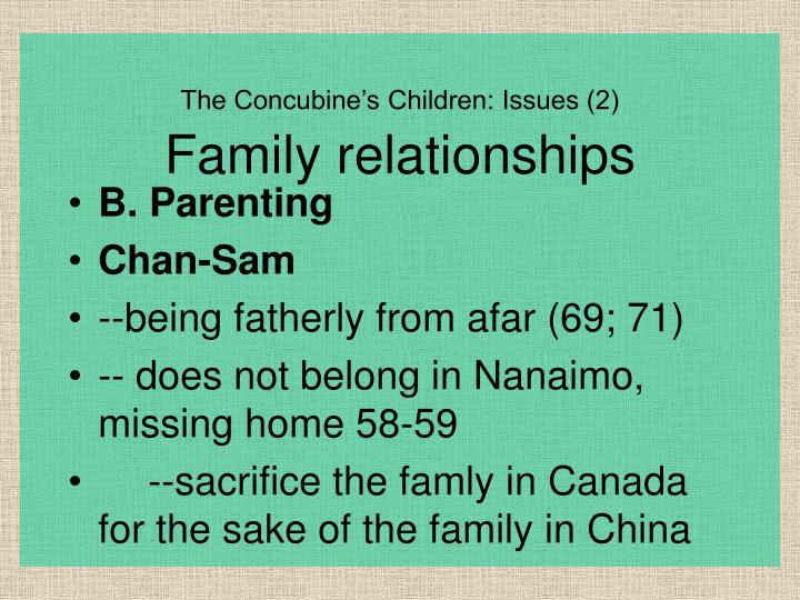 B. Parenting