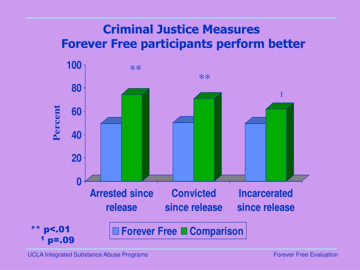 Criminal Justice Measures