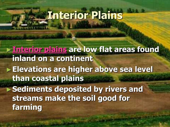 Interior Plains