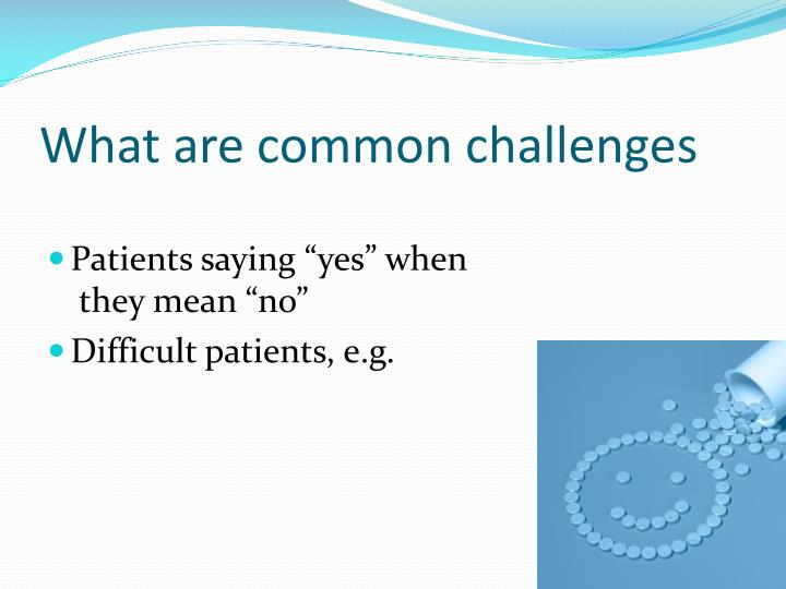 What are common challenges