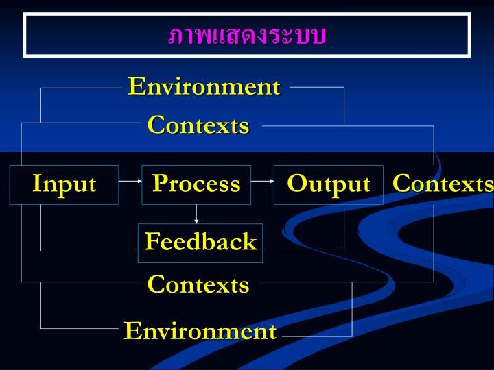 ภาพแสดงระบบ