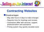 contracting websites1