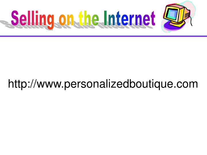 http://www.personalizedboutique.com