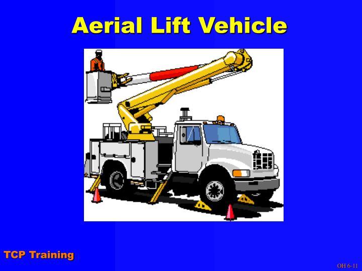 Aerial Lift Vehicle