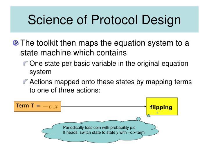 Science of Protocol Design