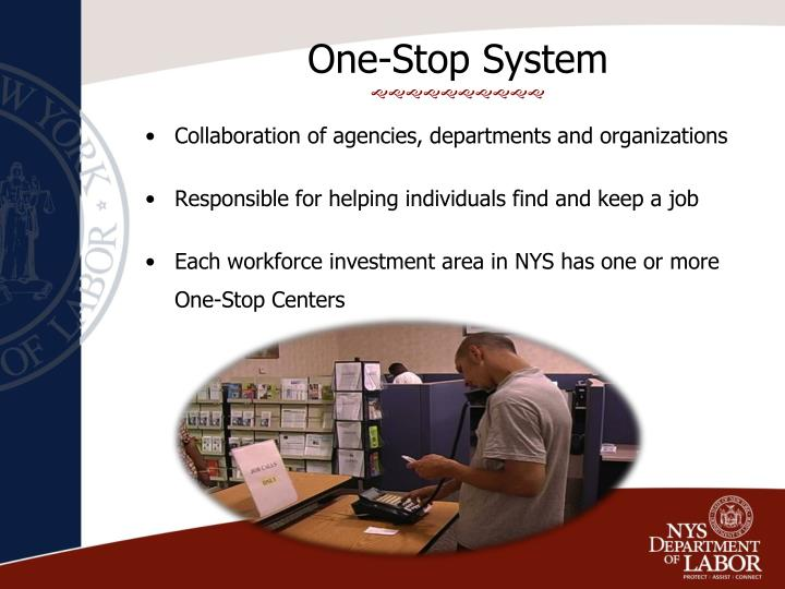 One-Stop System