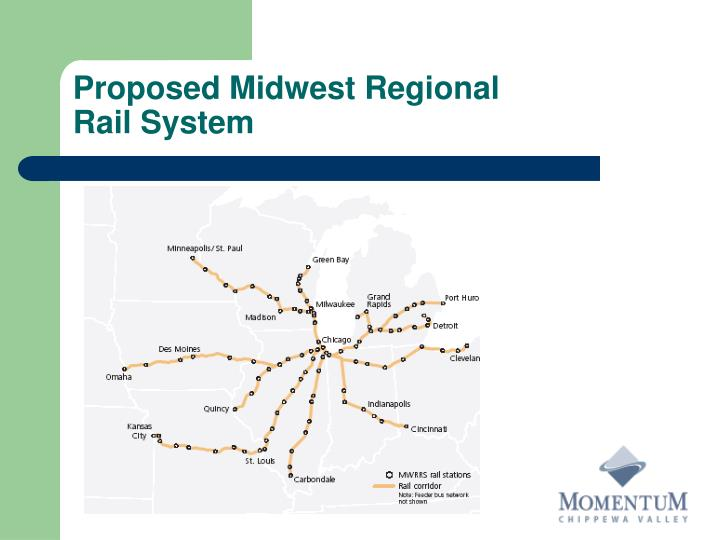 Proposed Midwest Regional