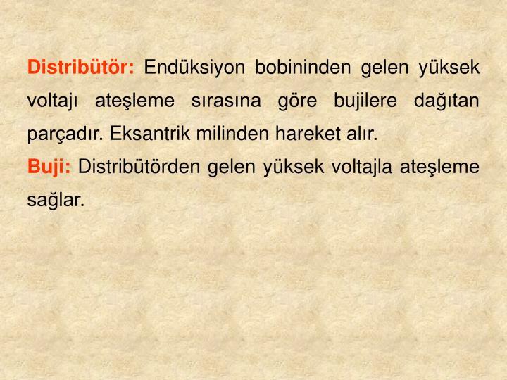 Distribütör: