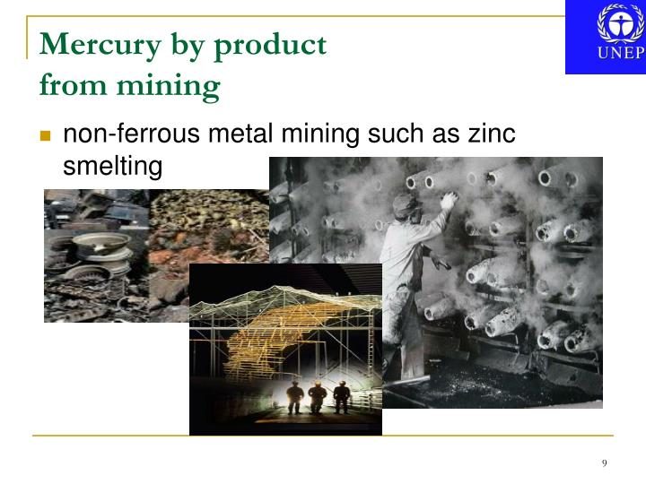 Mercury by product
