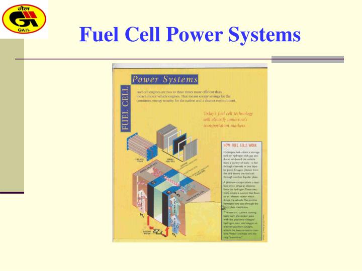 Fuel Cell Power Systems