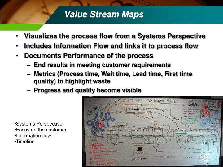 Value Stream Maps