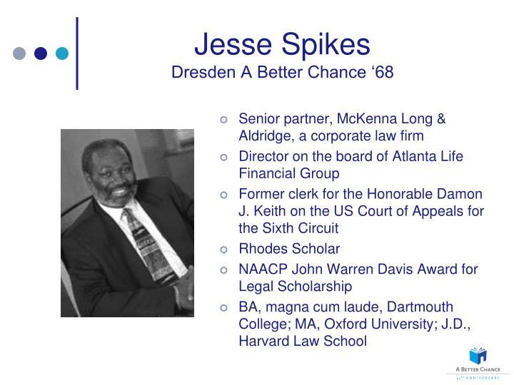 Jesse Spikes