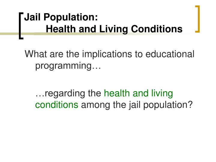 Jail Population: