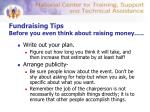 fundraising tips before you even think about raising money12