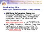 fundraising tips before you even think about raising money17