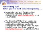 fundraising tips before you even think about raising money20