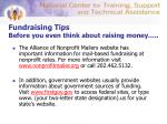 fundraising tips before you even think about raising money21