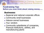 fundraising tips before you even think about raising money4