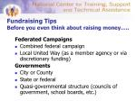 fundraising tips before you even think about raising money6
