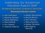 celebrating our exceptional education support staff1