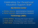 celebrating our exceptional education support staff3