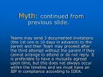 myth continued from previous slide