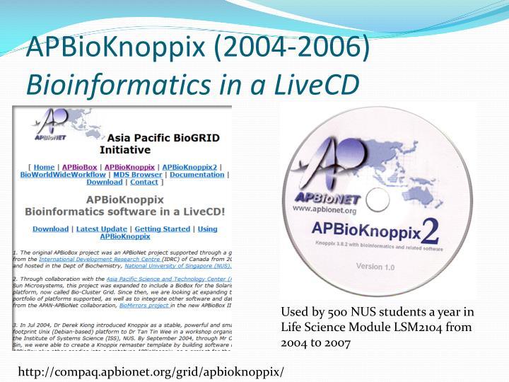 APBioKnoppix