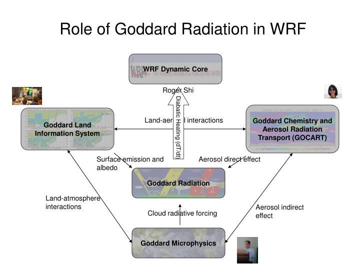 WRF Dynamic Core