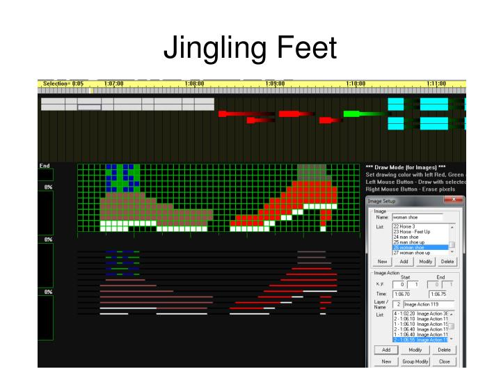 Jingling Feet