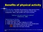 benefits of physical activity2