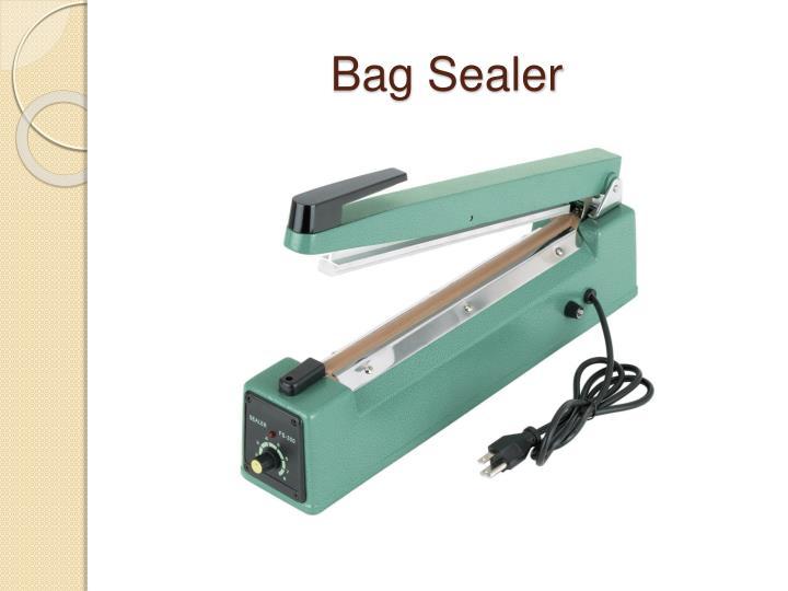 Bag Sealer