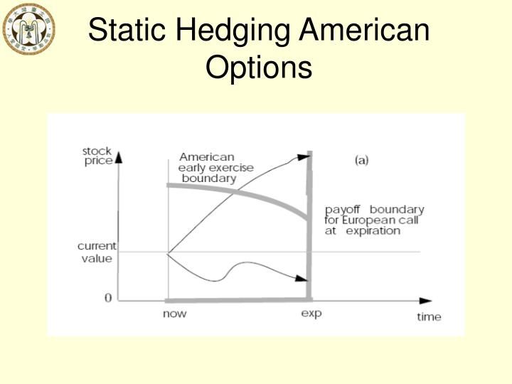 Static Hedging American Options