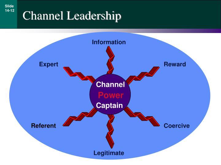 Channel Leadership