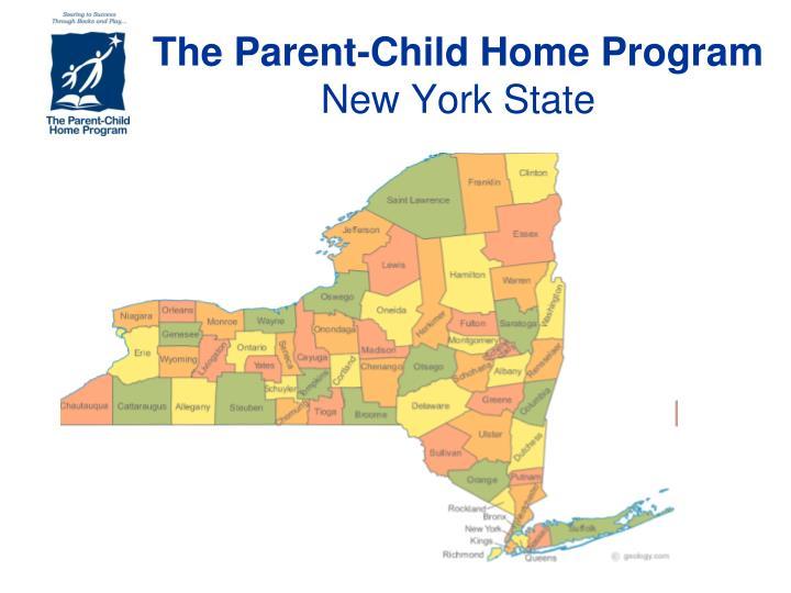 The Parent-Child Home Program