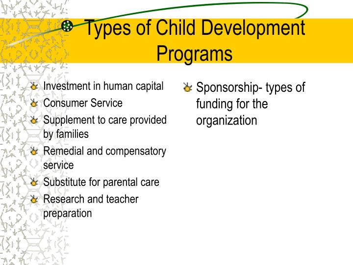 Investment in human capital