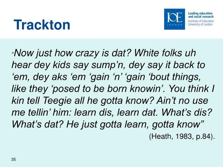 Trackton