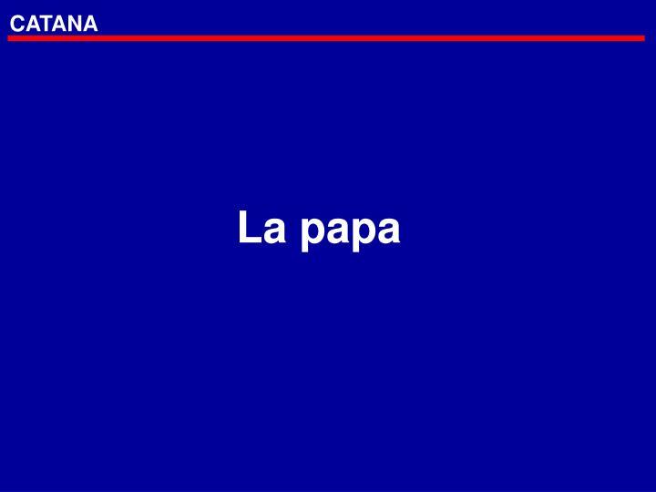 La papa
