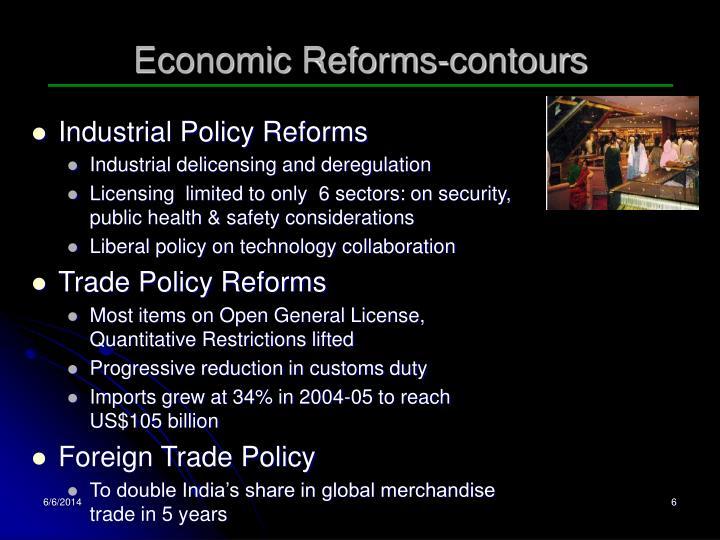 Economic Reforms-contours