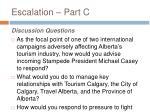 escalation part c2