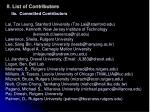 ii list of contributors3