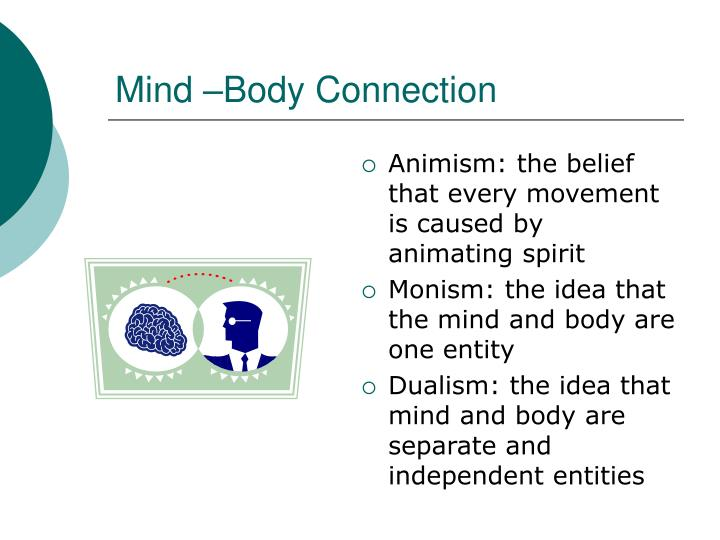 Mind –Body Connection