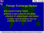 foreign exchange market1